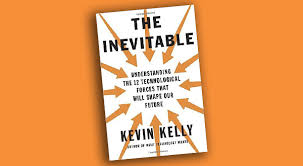 Image result for the inevitable kevin kelly