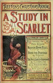 A Study in Scarlet - Wikipedia